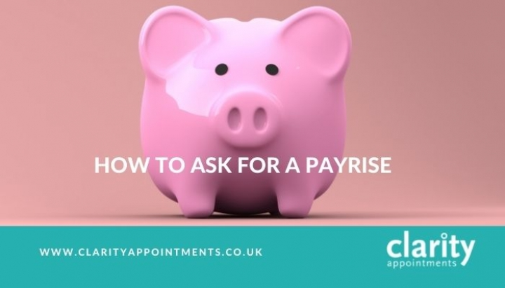 How To Ask For A Pay Rise