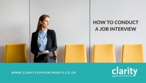 How do I conduct a job interview?