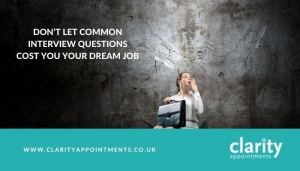 Don't Let Common Interview Questions Cost You Your Dream Job