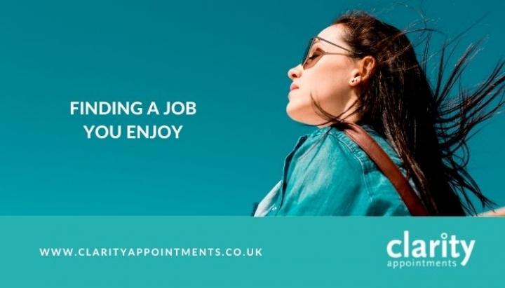 Finding A Job You Enjoy