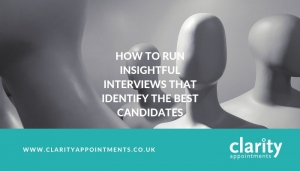 How to run insightful interviews ...