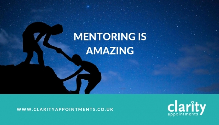 Mentoring Is Amazing